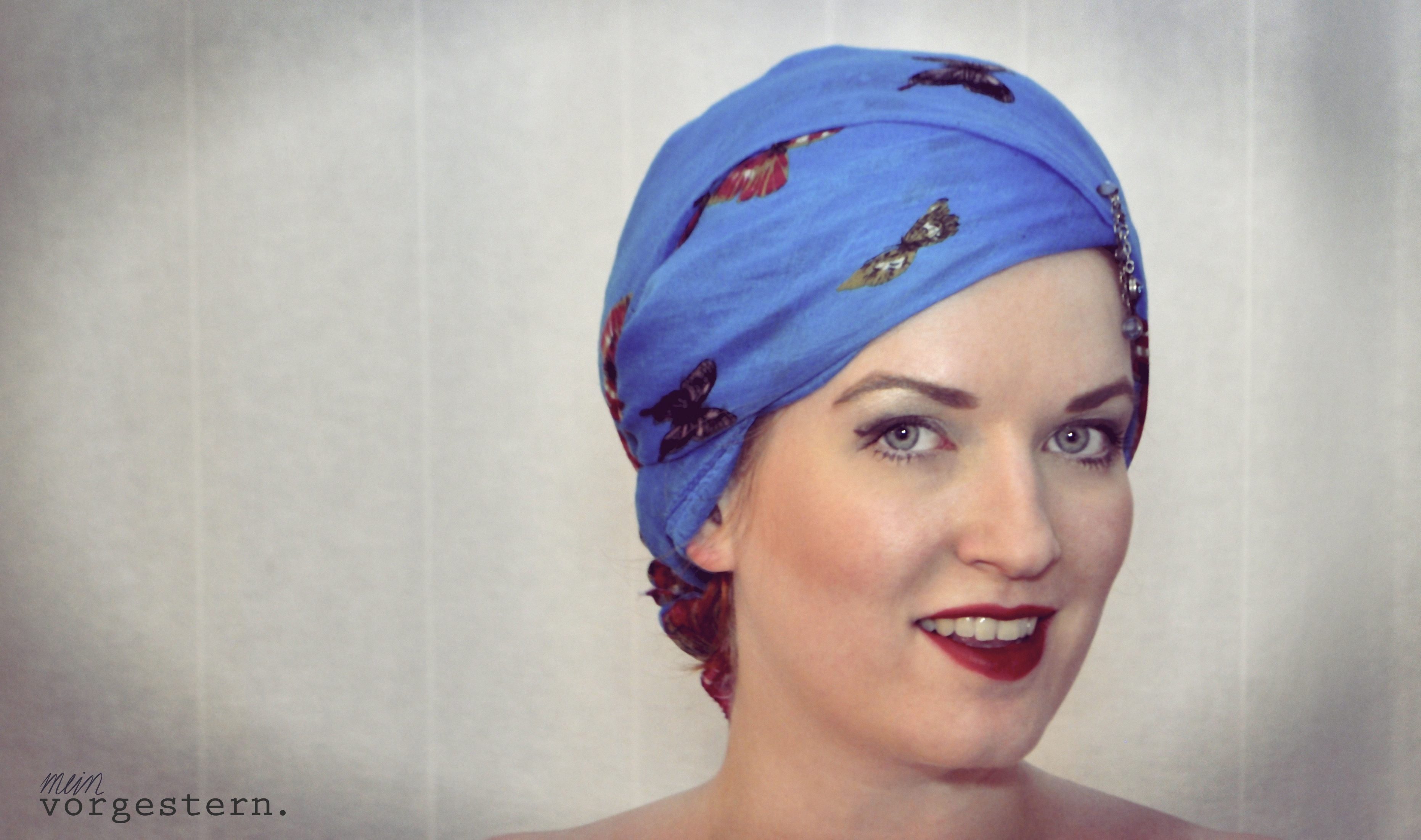 Vintage Turban