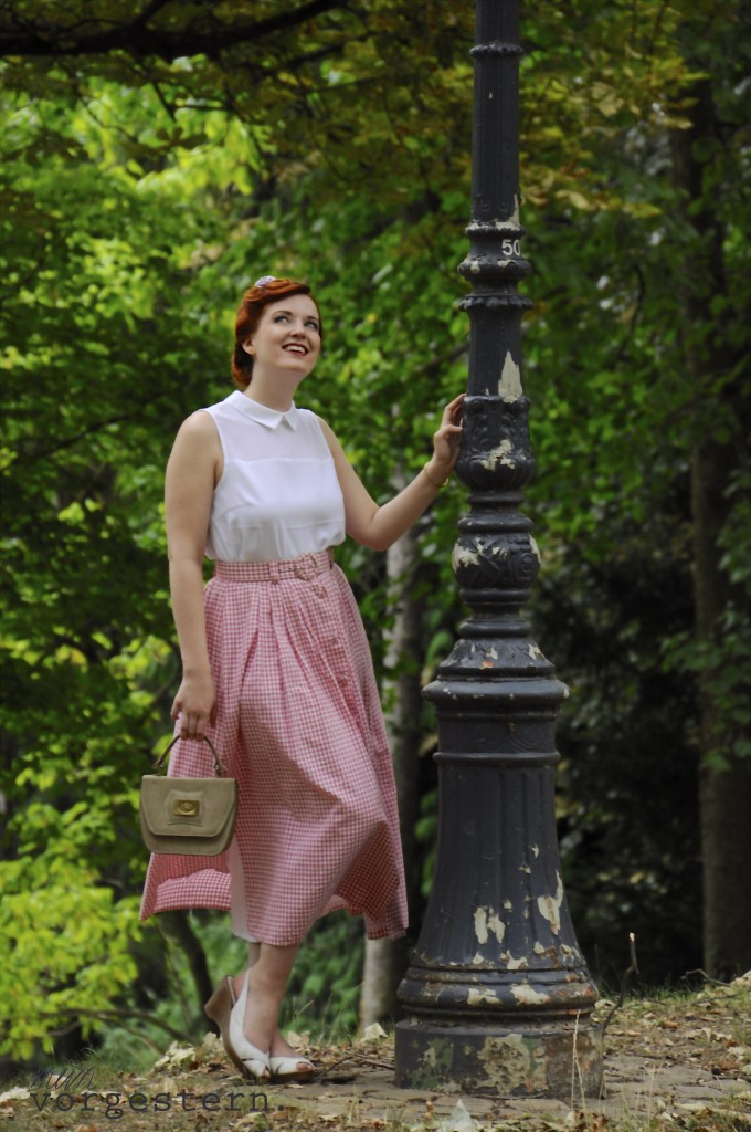 Sommer Vintageoutfit