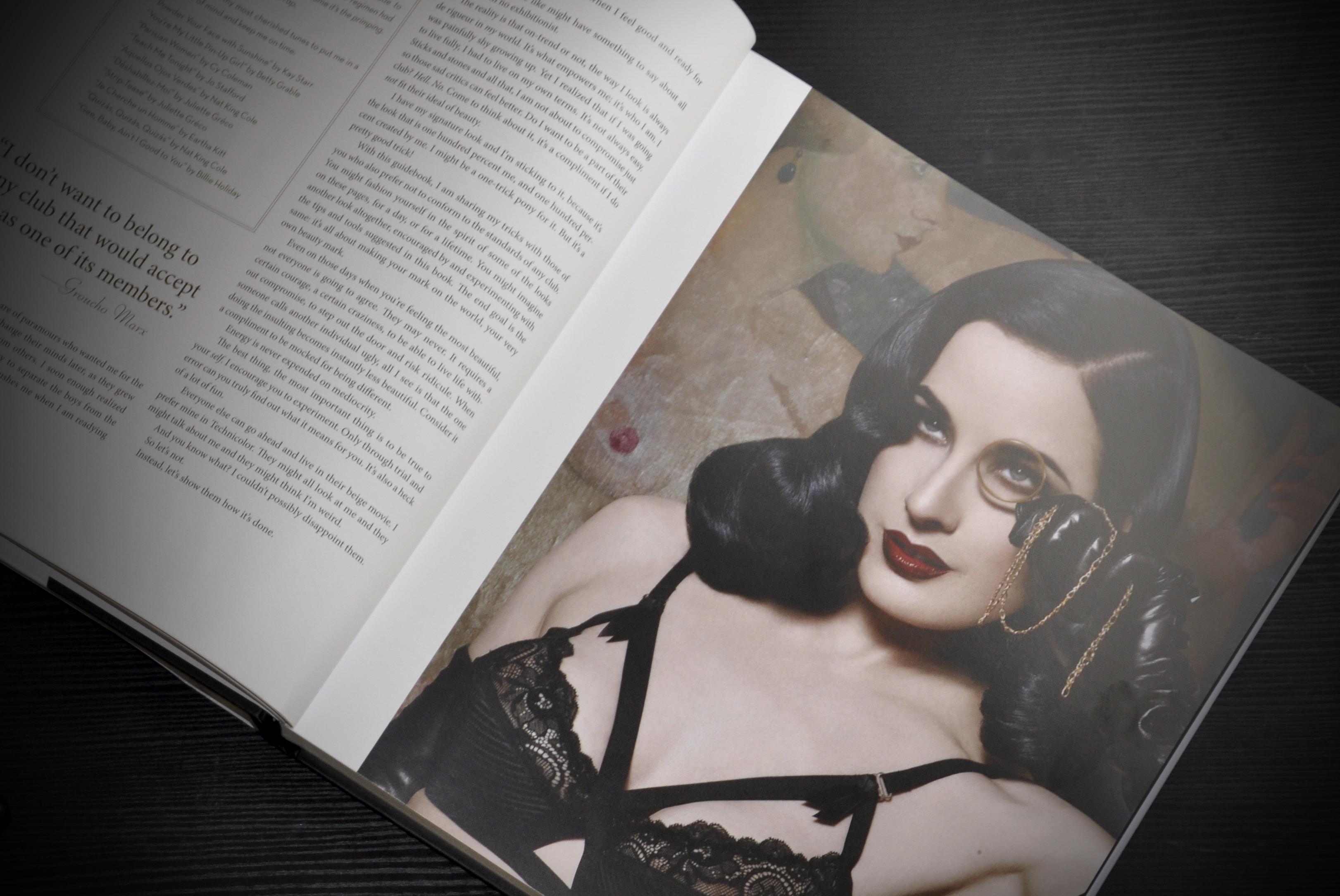 Dita von Teese Buch