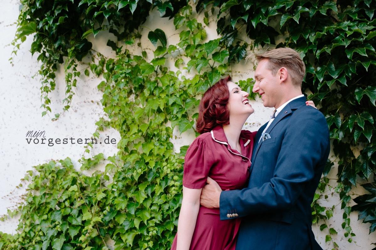Vintage Hochzeit meinvorgestern